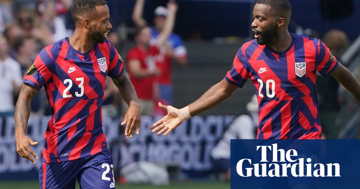 Moore scores fastest goal in USMNT history during Gold Cup win over Canada