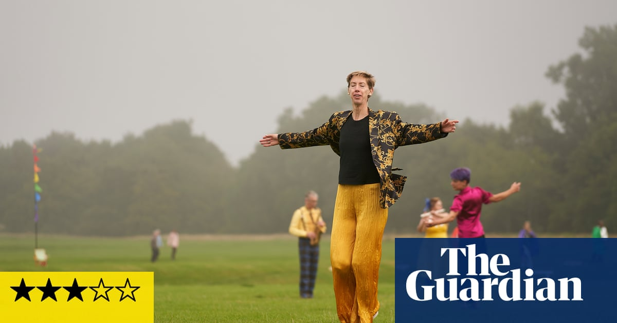 Field: Something for the Future Now review – reclaiming freedom al fresco
