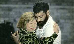 Brigitte Mira and El Hedi ben Salem in Ali: Fear Eats the Soul