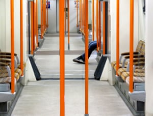 On The Hipster LineOn the London Overground, Dalston Photograph: