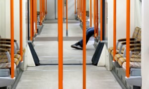 Muhammed Ali was attacked in the carriage of a London Overground train.