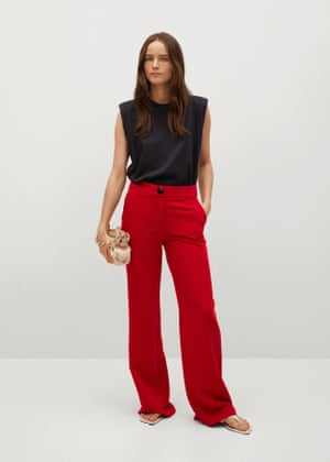 Red, £35.99, mango.com