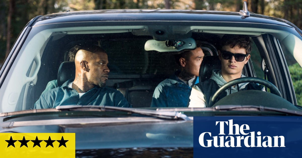 Baby Driver review – boy racer hits all the right notes | Film | The