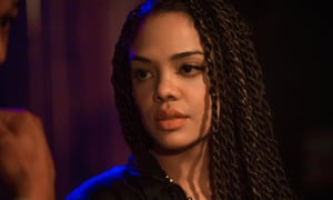 Tessa Thompson in Creed.