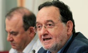 Former Syriza member Panagiotis Lafazanis