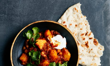 Thomasina Miers' recipe for potato and chickpea curry