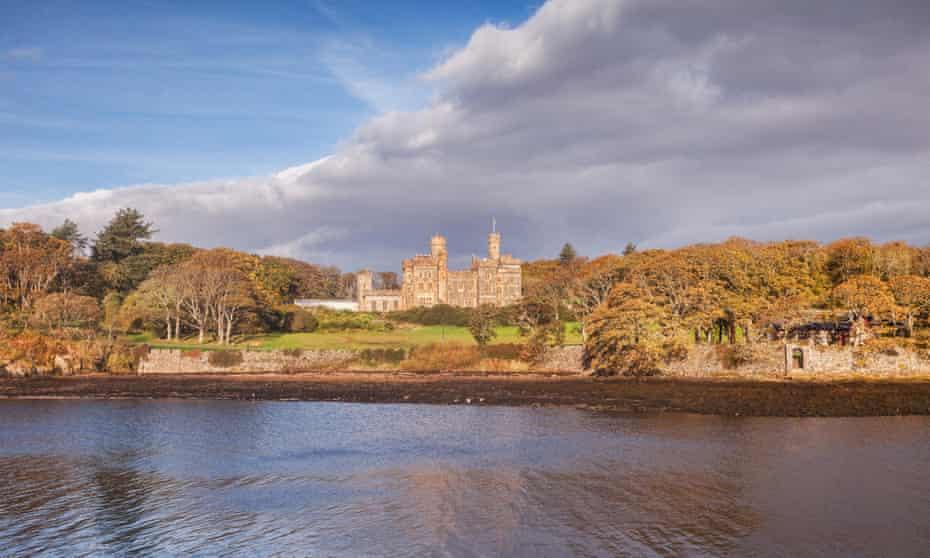 Lews Castle, Stornoway, Isle of Lewis, Outer Hebrides, Scotland, UK