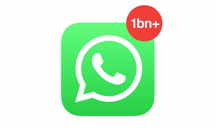 WhatsApp, which plans to add a further six billion users