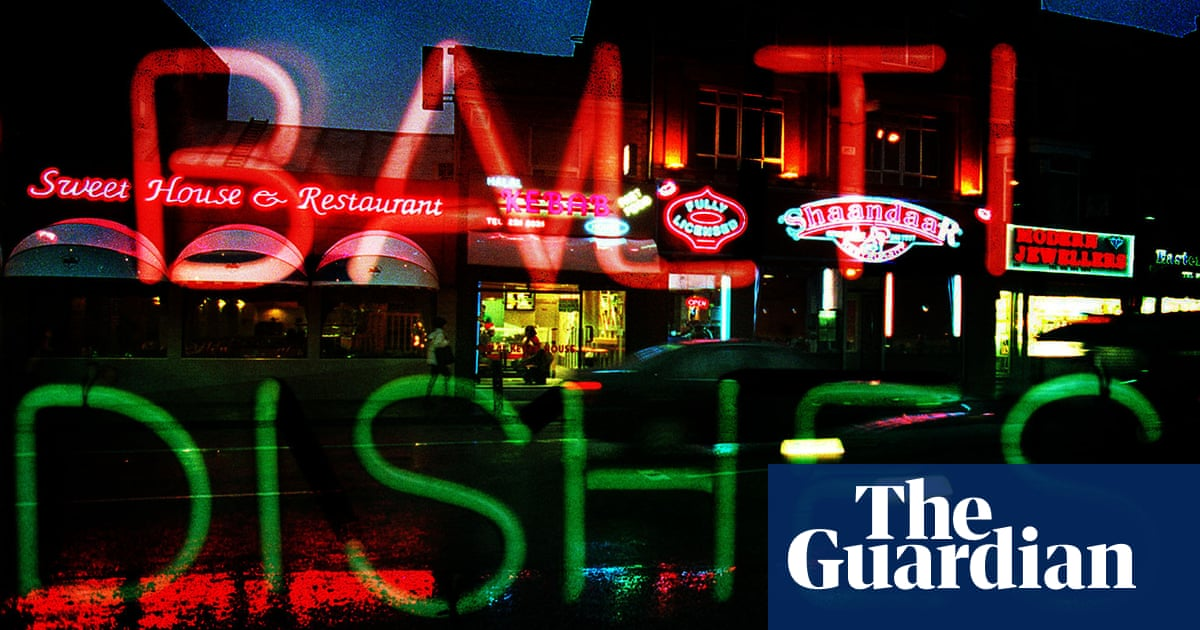Who Killed The Curry House Bee Wilson Food The Guardian