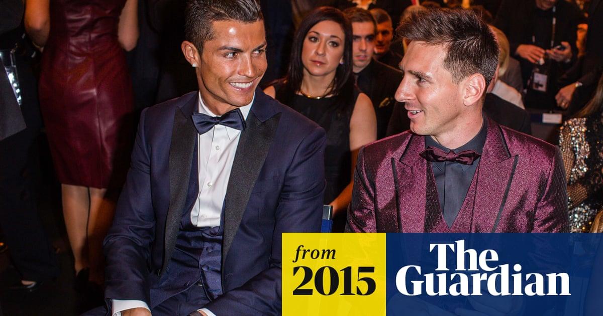 1aa57dc0d15 Cristiano Ronaldo predicts Lionel Messi will win Ballon d'Or this year
