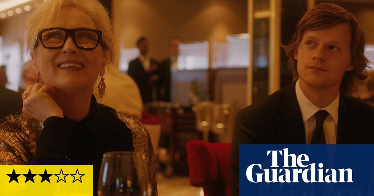 Let Them All Talk review – haughty Meryl Streep is queen of the high seas