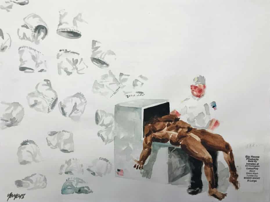 James Yaya Hough - How Big House Products Makes Boxer Shorts