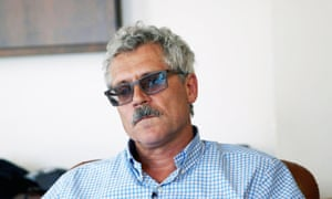 Grigory Rodchenkov in a scene from Icarus, the Oscar-winning documentary about doping in sport.