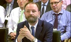 Simon Stevens, NHS England chief executive.