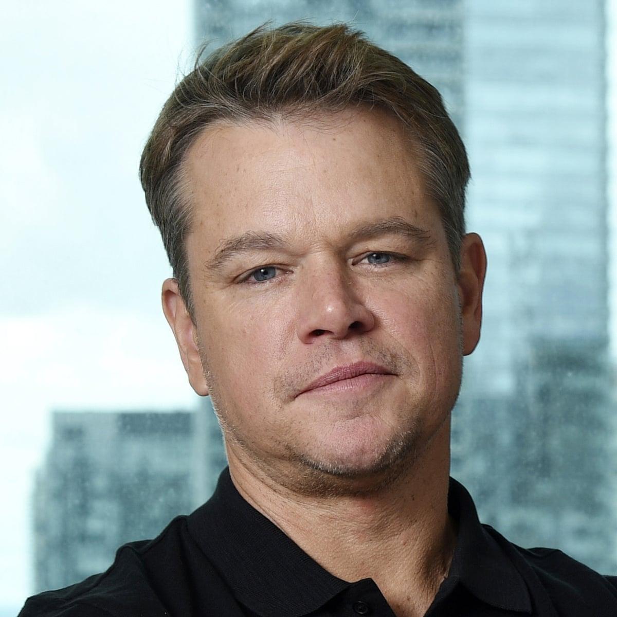 Matt Damon says his Ireland lockdown feels like 'a fairytale' | Matt Damon  | The Guardian