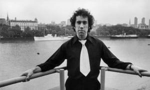 Simon Callow in 1979.