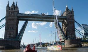 London's Tower Bridge