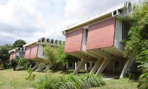 Royal University Campus, 1972, by Vann Molyvann