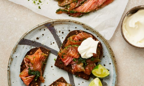 From lime gravadlax to pulled lamb: Yotam Ottolenghi's slow-cooked recipes