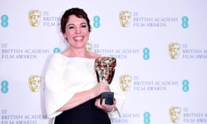 Olivia Colman won one of the seven awards for The Favourite at the Baftas.