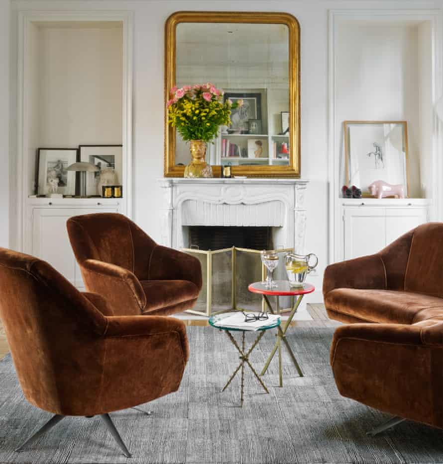 Gherardo Felloni's Paris home - Creative director of Roger Vivier