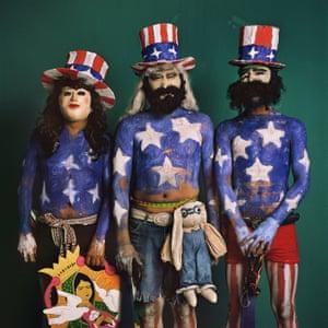 Los Americanos 2012