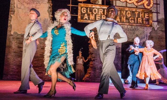 Follies review – Sondheim's showbiz stunner returns in breathtaking