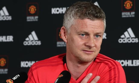 Ole Gunnar Solskjær insists he is right manager for Manchester United