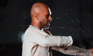 Hurling down the gauntlet … Akram Khan.
