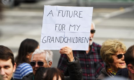 Australia's older generations are richer than before, while younger ones are falling behind