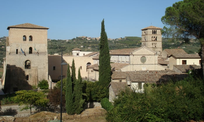 Eat, pray, love: Five heavenly monastery stays near Rome