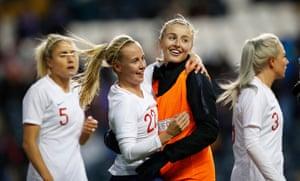 England take on Japan in Tampa.
