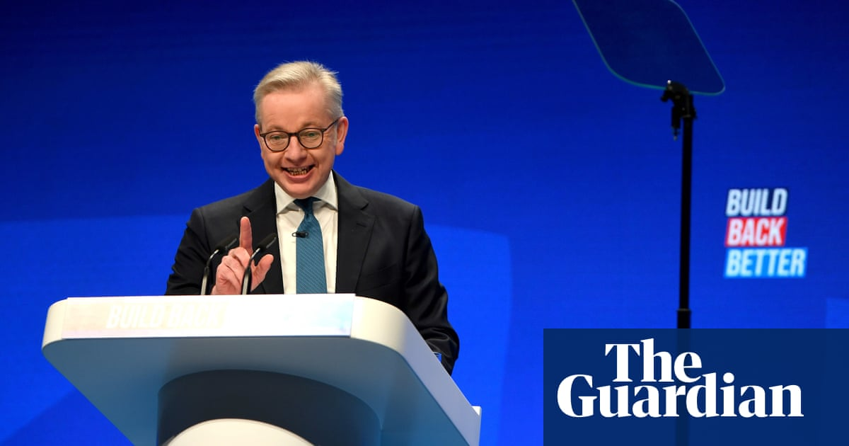 Michael Gove to push homebuilding in the north of England