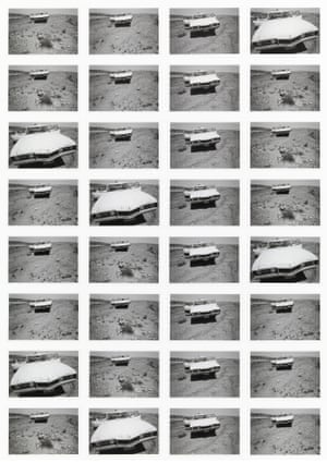 Stephen Shore. 4-Part Variation 1969. Thirty-two gelatin silver prints, printed 2013. Each: 5 x 7 in. (12.7 x 17.8 cm). The Museum of Modern Art, New York. Acquired through the generosity of Robert B. Menschel, 2013. © 2015 Stephen Shore
