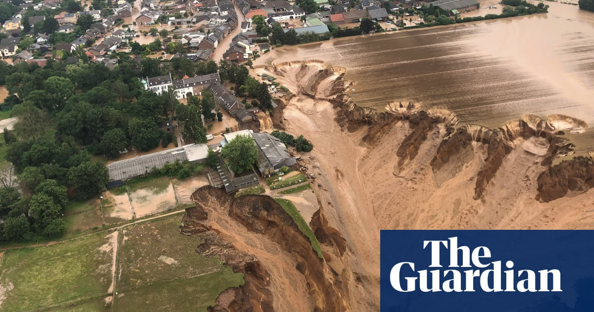 Severe flooding causes devastation in Europe – video report