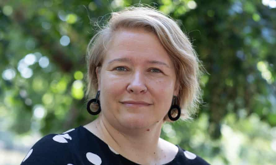 Nancy Kelley, chief executive of Stonewall