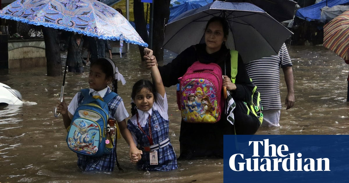 Not a single thing was dry': Mumbai's residents count the