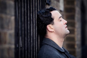 Daniel Mays in Against the Law