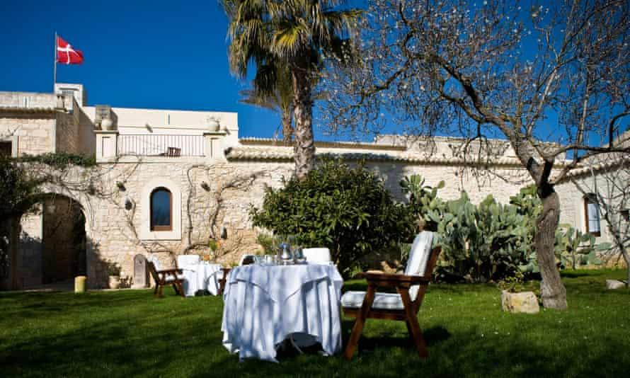 Eremo della Giubiliana, Sicily