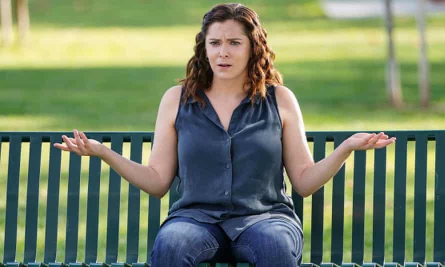 Rachel Bloom in Crazy Ex-Girlfriend: one of the most genuinely compassionate shows on television.