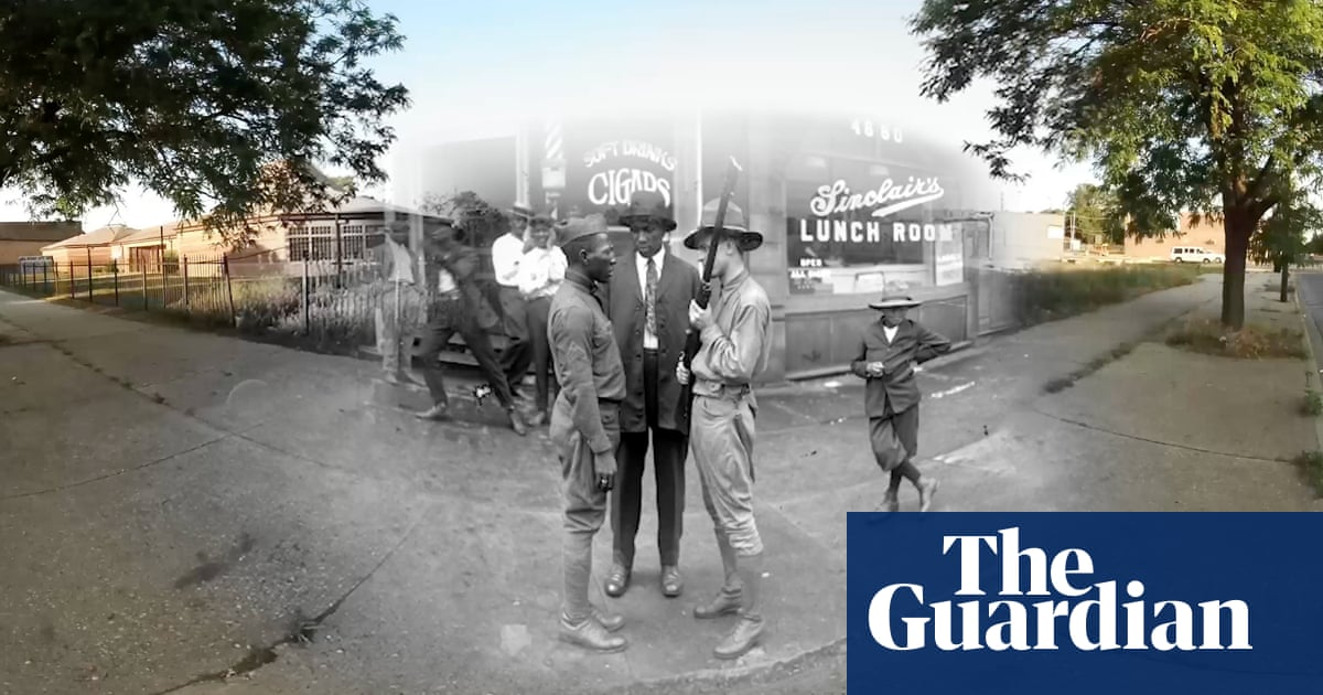 How racist propaganda inspired riots in America's biggest cities