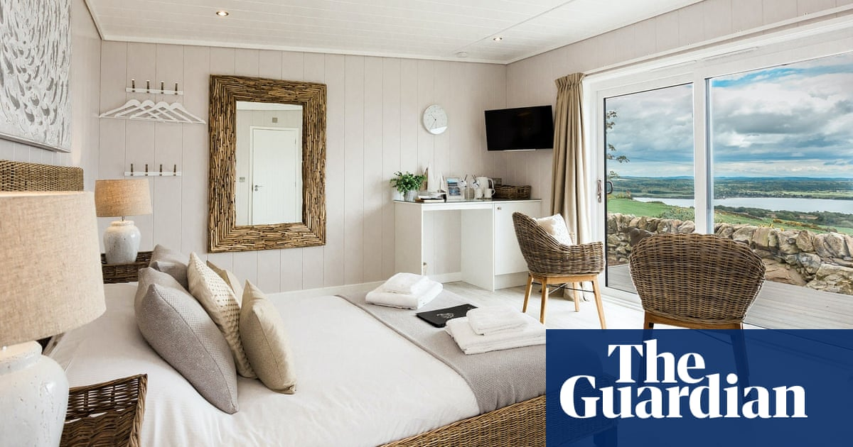 10 of the best places to stay on the Scottish coast