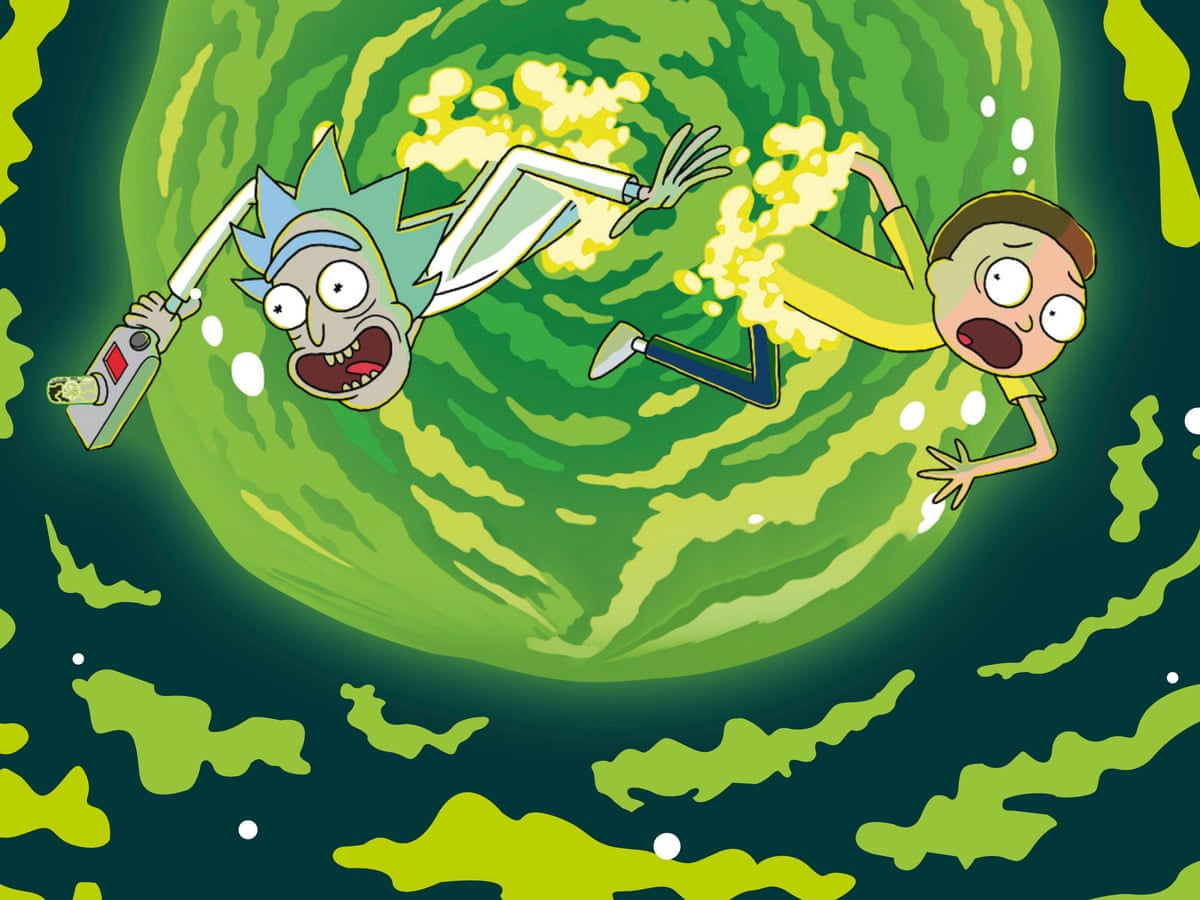 How Rick and Morty became TV's most unlikely hit | Television & radio | The  Guardian