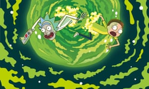 How Rick And Morty Became Tvs Most Unlikely Hit