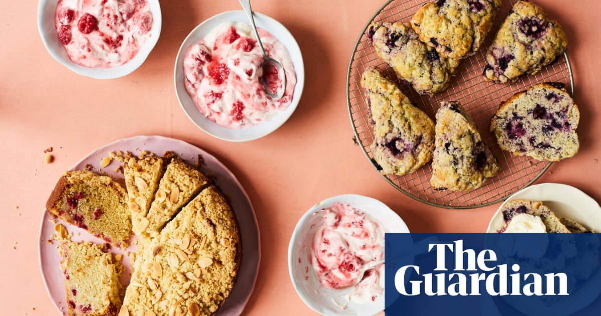 Cakes, scones and fruit fool: Thalia Ho's recipes for summer berry bakes