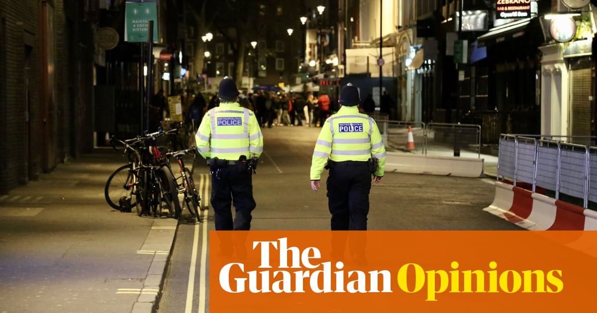 The Covid fines paint a bleak picture of pandemic policing that's going to get worse