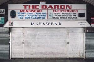 The Baron, 23 Atlantic Road.