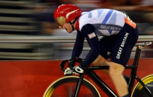 Jason Kenny's cycling achievements have gone from strength to strength since 2012.