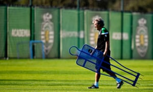 Jorge Jesus, the Sporting head coach, was reportedly one of those targeted by a group of intruders at the club's Alcochete training ground.