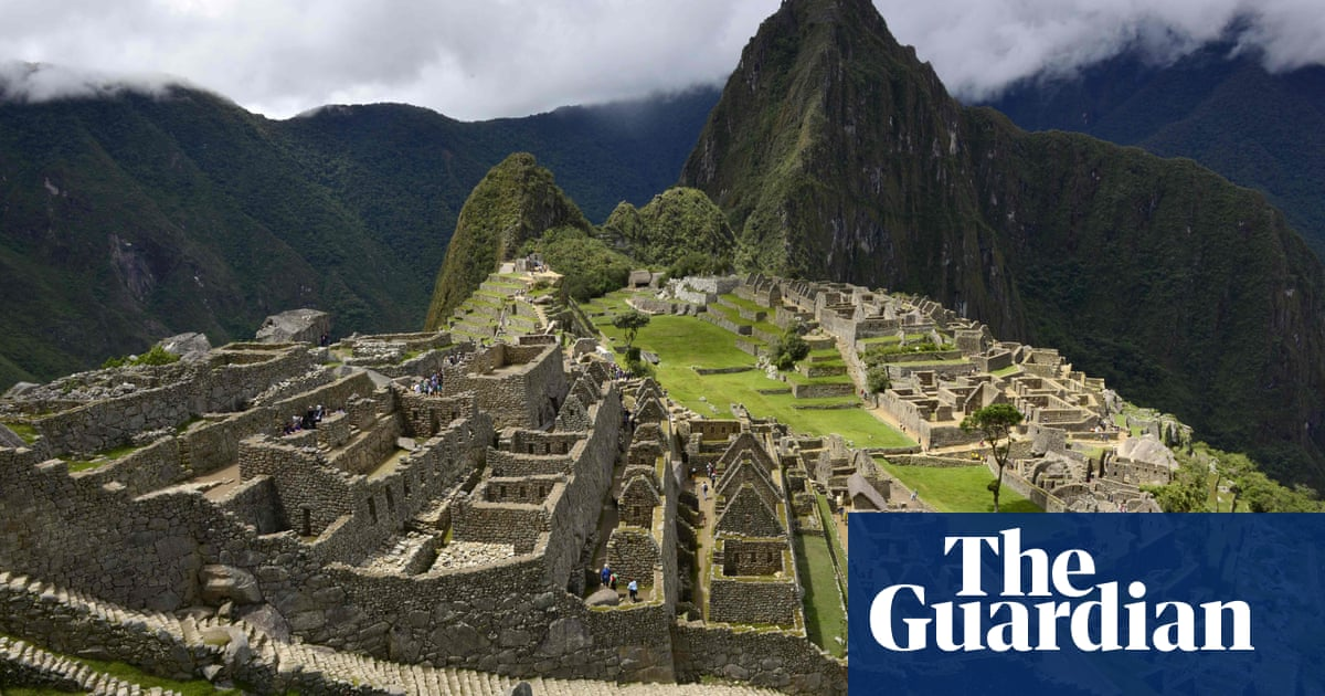 It would destroy it': new international airport for Machu